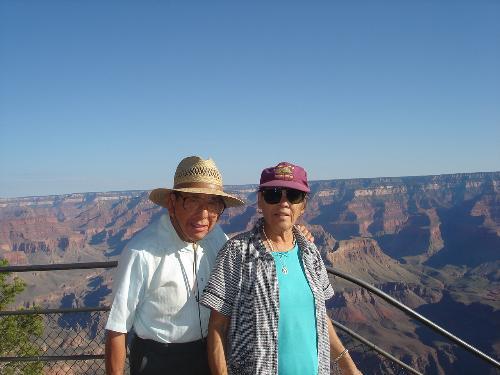 Last years photo! - Last years photo @ Grand Canyon!