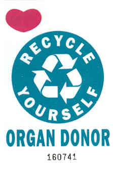 organ donor - Give the gift of yourself