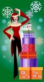 cristmas shopping - there's still a lot to do before the big day comes!