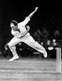 The Fast Bowler - Fast bowling