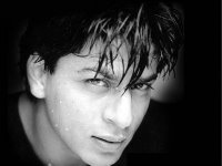 Bollywood King Shahrukh Khan - Bollywood Shahrukh Khan Photo in Black and White colours for all his Fans who have not seen it.