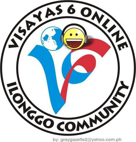 Our visayas:6 logo - This is our v6community logo