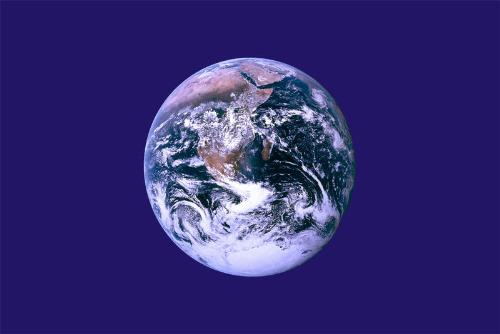 Earth day - Flag of earth day