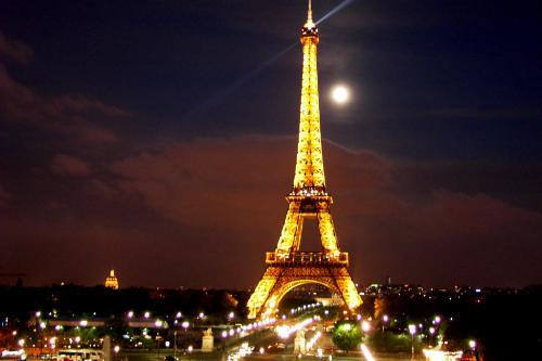 Eiffel tower - Eiffel tower in paris.