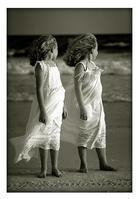 We walk  - together
