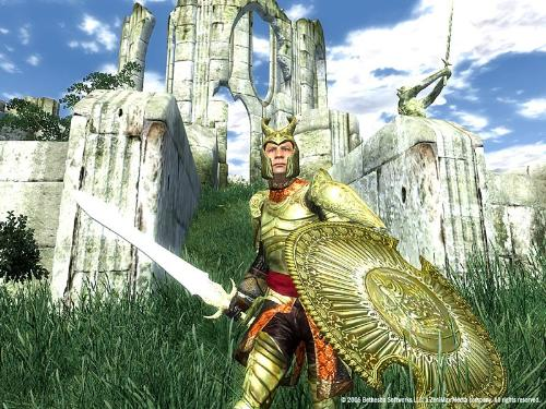 Oblivion elder scrolls - Mind blowing graphics