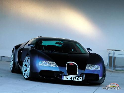 Bugatti Veyron - A good car