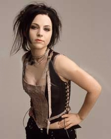 evanescence - amy lee!