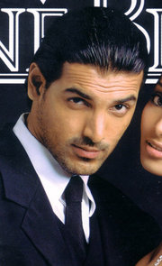 John - The hottest man in Bollywood !!