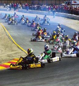 go kart race - go kart race