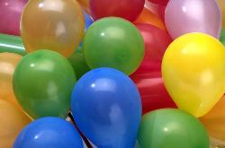 which balloon represents ur party - dont u think all balloons i mean all parties are inherently the same......