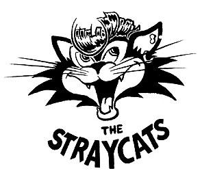 Stray Cats - stray cats, the best rockabilly band
