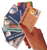 credit card  - credit cards