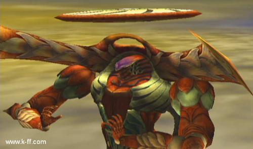 Penance - the hardest boss in Final Fantasy 10 ,harder than the dark aeons