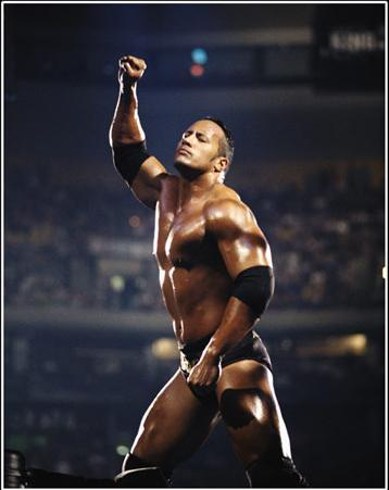 The Rock -  The People's Champion