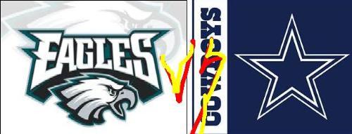 Philadelphia Eagles VS Dallas Cowboys - That is The question