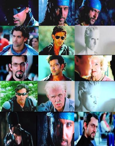 hrithiks D2 avataars - nothing