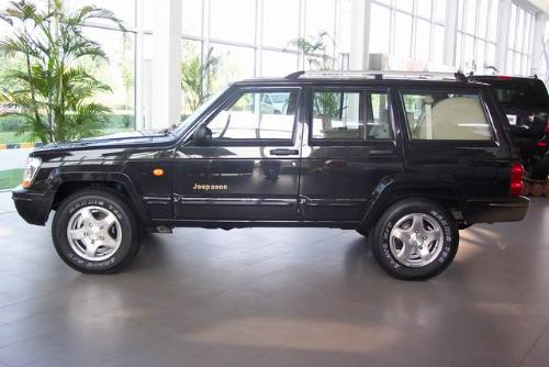 2500 jeep - which is one good car!
