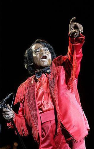James Brown Passes Away - James Brown