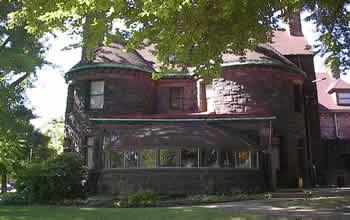 Watson Curtze Mansion - in Erie, PA