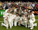 ashes win - the team after the ashes win