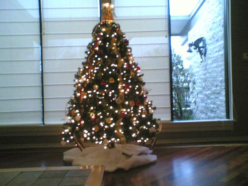 christmas tree - mylot is the best