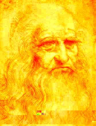 Leonardo Da vinci - See into yourself.