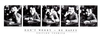 Don't Worry, Be Happy - Picture by Remmel-Art.com
