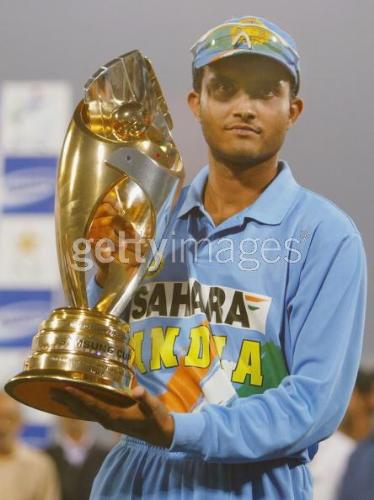 sourav ganguly - well to my best opinion the indias best captian