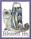Blessed Be - a wonderful saying of the Wiccan faith