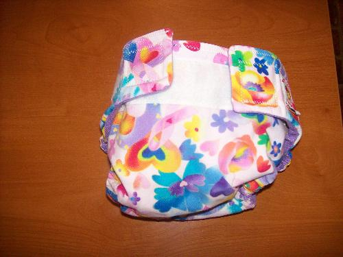 Strawberries N Sunshine - This is a Strawberries N Sunshine diaper cover I purchased in a size M.