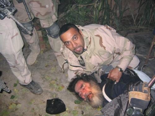 hanged?? - saddam captured