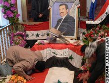 Iraq-Husseim - Saddam Hussein