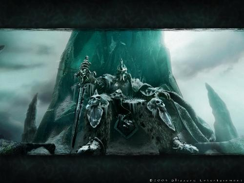 frozenthrone - its king arth..