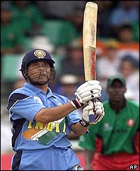 The master - I love Sachin